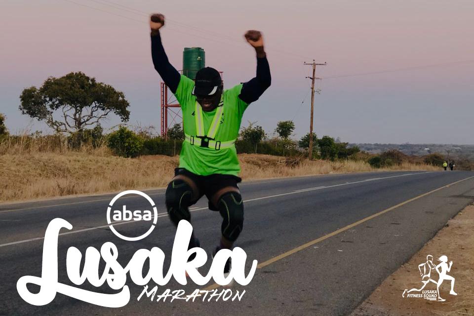 Absa Lusaka Marathon Slide 2